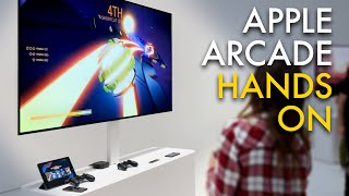 Apple Arcade Hands-On: Why People Will Pay to Play in 2019!