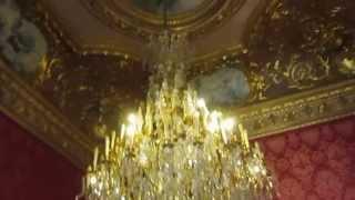フランス ルーブル美術館 ナポレオンの間です.