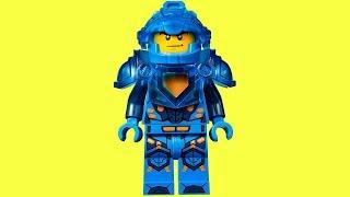 How to Draw Clay Moorington from LEGO Nexo Knights