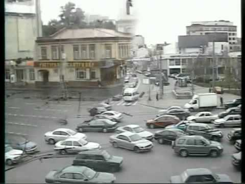 Moscow Car Crashes