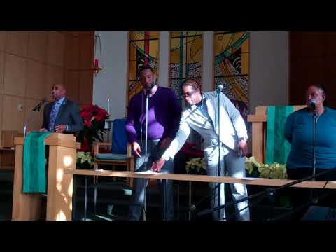 Praise and Worship Ron Akins and Pastor Kenneth King