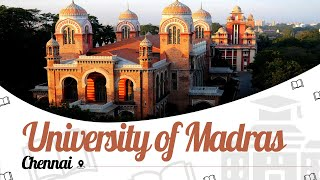 University of Madras, Chennai | Campus | Distance Education | Hostel | Fees | EasyShiksha.com