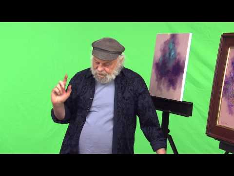 Gary Jenkins PBS TV series The Beauty of Oil Painting