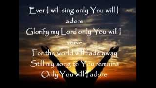 Adonai by Hillsong with Lyrics
