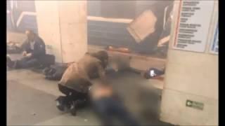 Взрывы в метро Санкт Петербурга