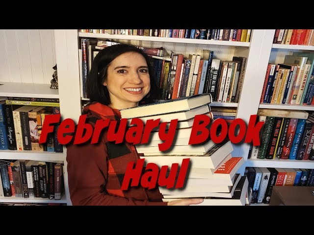 February Book Haul and a Peek into BYL Level 12