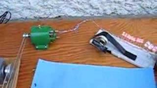 Generator fun - Jensen 25 Torture Test