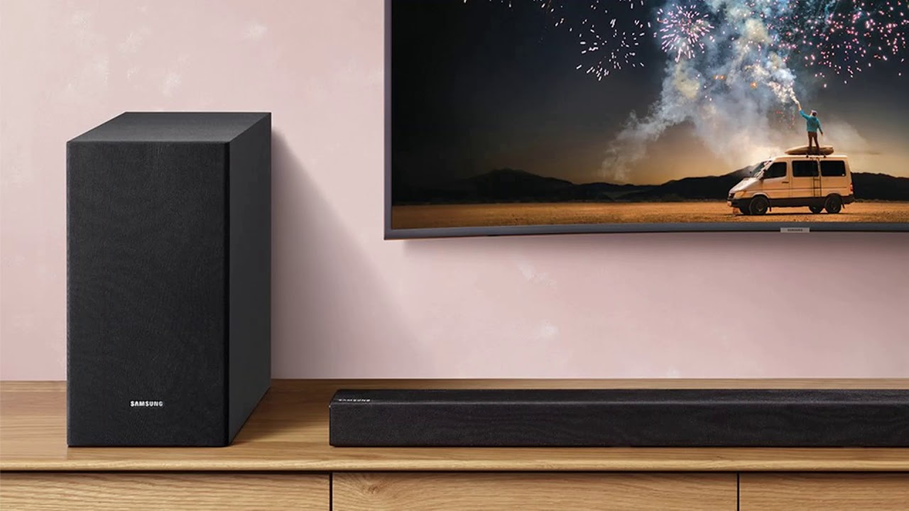 TOP 5 sound bars in 2020 - YouTube