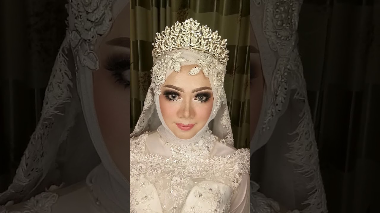 Make Up Wedding Mbk Irnabandung Harjo Jepara Youtube