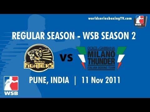 Mumbai vs. Milan - Week 1 WSB Season 2