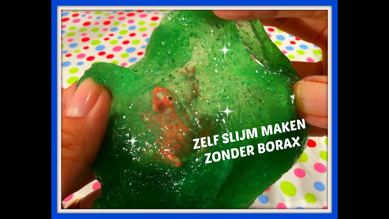 How To Make Slime Flubber Without Elmers Glue