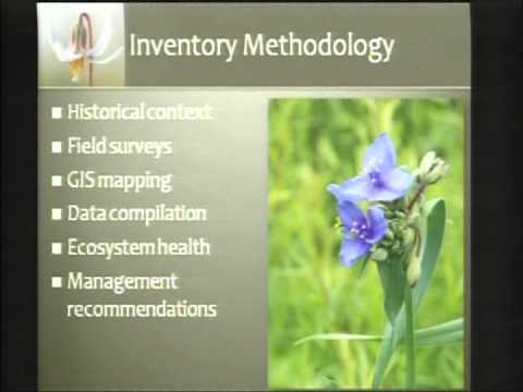Natural Resource Inventory Introductory Presentation