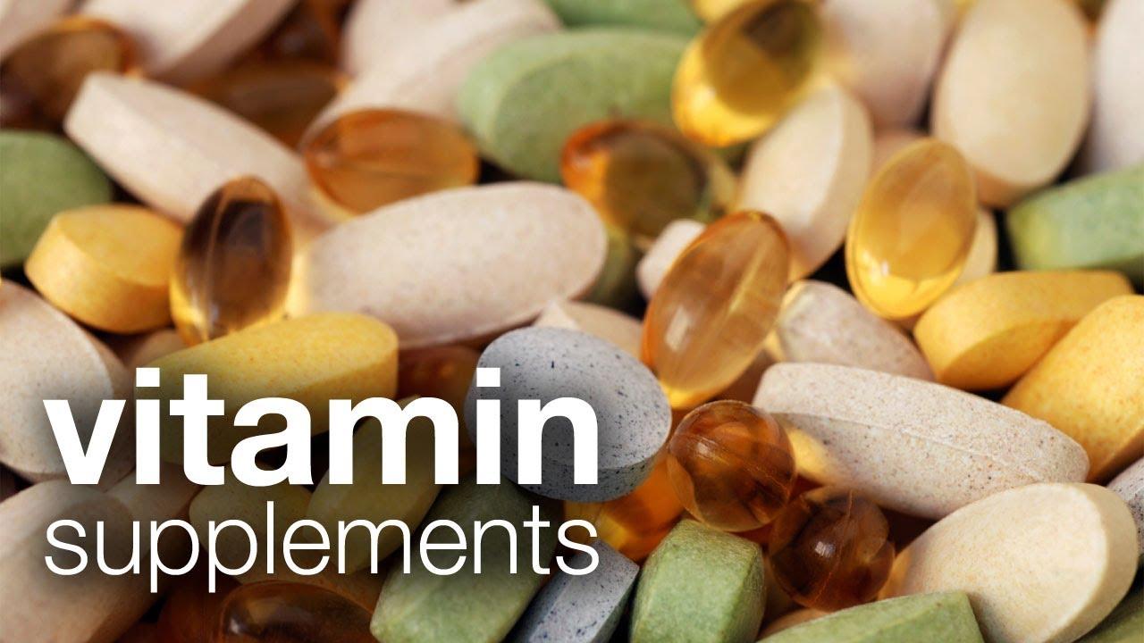 Vitamin untuk Menurunkan Berat Badan