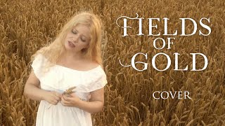 FIELDS OF GOLD | Cover by Priscilla Hernandez  | Music for the Harvest, Lammas and Lughnasadh