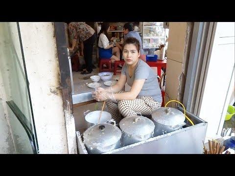 Vietnamese Street Food - Street Food In Vietnam - Saigon Street Food 2016