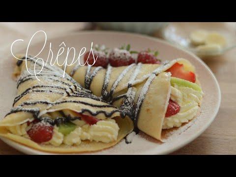 easy-crepes-recipe-(crêpe-sucré)