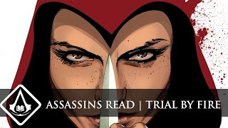 Assassins Read #6 - Trial by Fire Review & Discussion