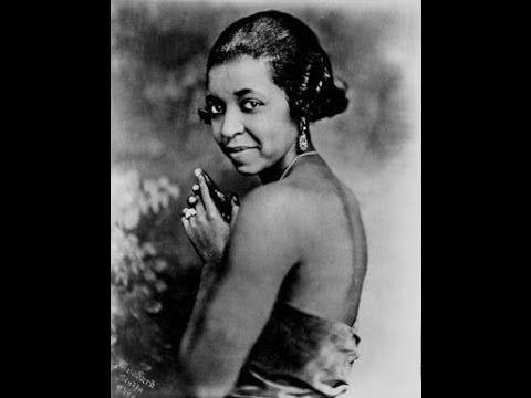 Ethel Waters & Her Ebony Four - No Man's Mamma (1925)