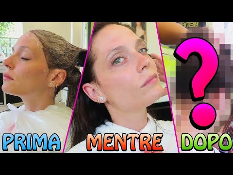 # 11 - Cambio LOOK! mi cambio i capelli per la sorpresa di Sascha!