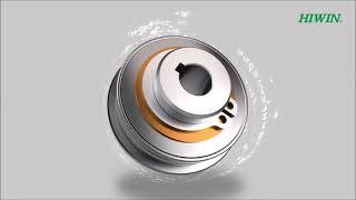 DATORKER® Wellgetriebe – Funktionsprinzip und Aufbau (HIWIN)