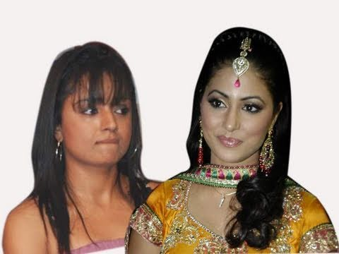 Hina Khan And Parul Chauhan S Cat Fight Uncensored Youtube