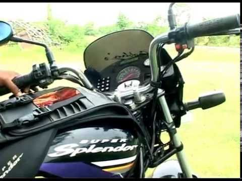 Keyless Bike Automatic Locking Mechanism Youtube