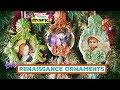 Boho Renaissance Ornaments