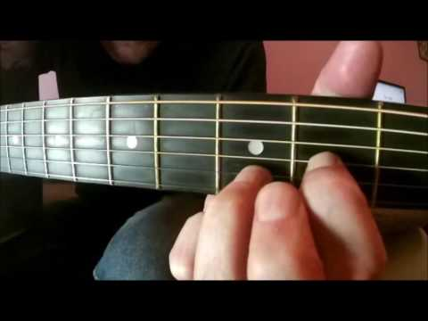"Intro ""Another Day In Paradise"" / Gitarren Lektion - Guitarlesson"