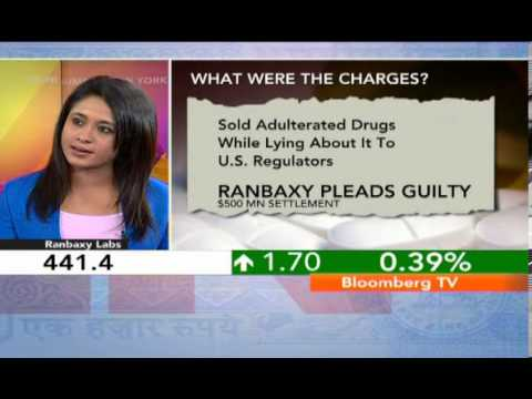 In Business -Ranbaxy To Pay $500 Mn To Settle Adulterated Drugs Sale Charges