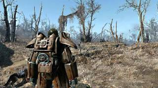 Где найти силовую броню Fallout 4