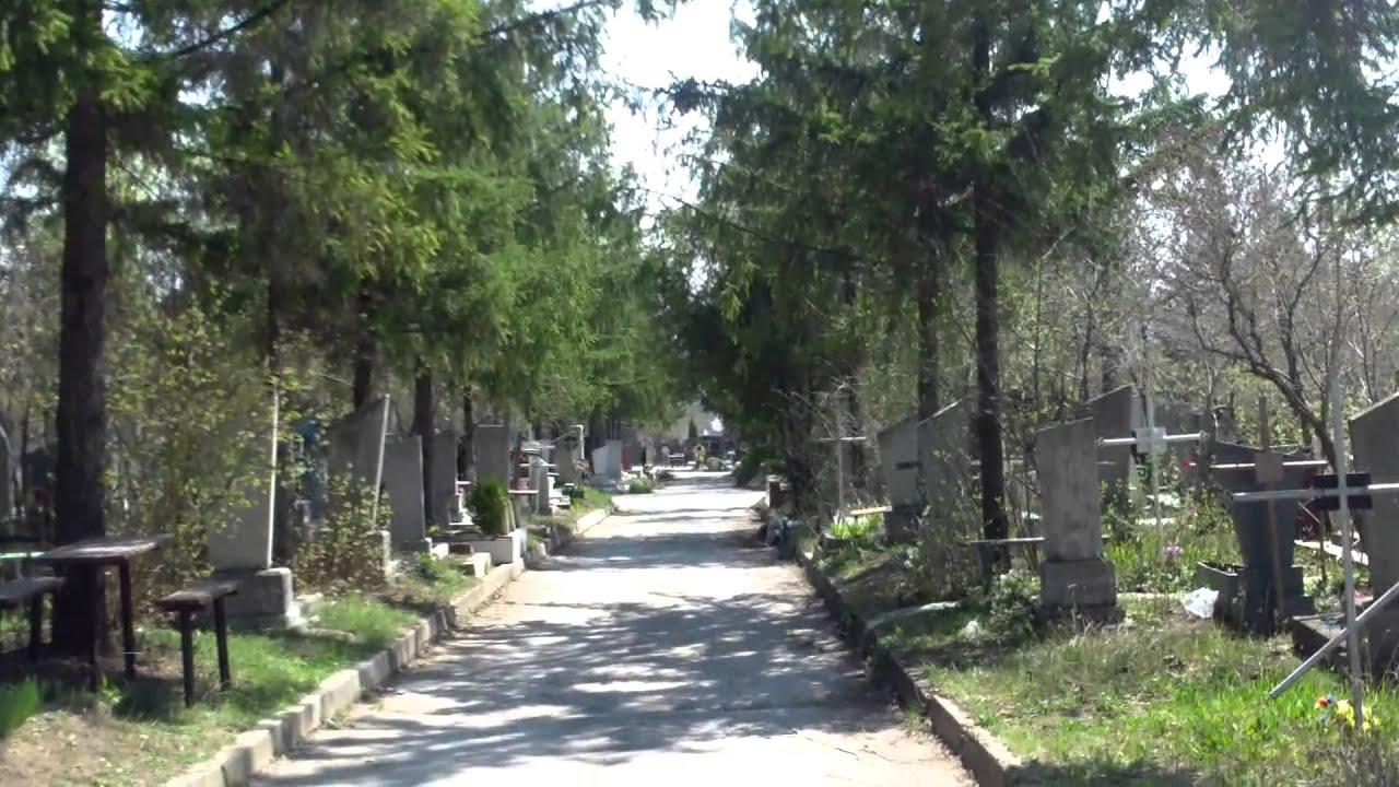 Cel mai mare cimitir din Balcani e plin de grămezi de gunoi