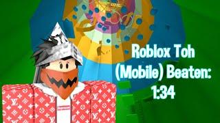 Roblox Toh (Mobile) picchiato: 1:34