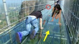 সবচেয়ে ভয়ংকর সেতুু না দেখলে বিশ্বাস করবেন না আপনিও | Most Dangerous Bridges in the World