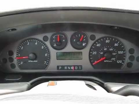 Ford Taurus Mph In Seconds Over Miles - 2005 taurus