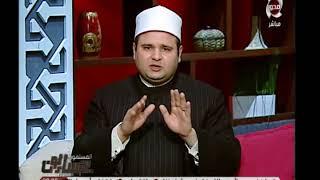 الشيخ حازم جلال يرد علي استفسارات المشاهدين علي الهواء