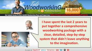 Easy Woodshop Plans (woodworking Clip Art Free)