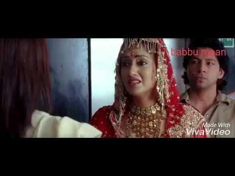 babbu maan sad || hashar movie climax scene ||