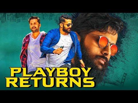 Playboy Returns (2019) Telugu Hindi Dubbed Full Movie | Nithin, Nithya Menen