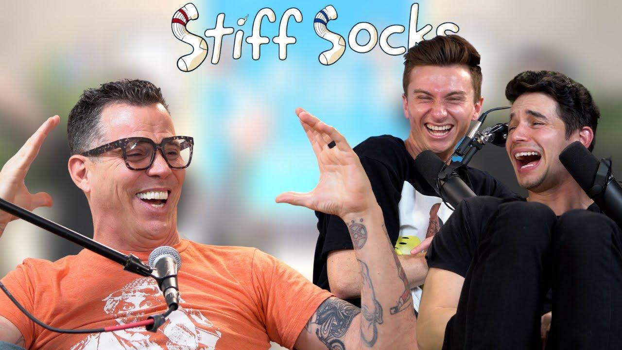 Download Million Dollar Ballsack w/ Steve-O | Stiff Socks Podcast Ep. 111
