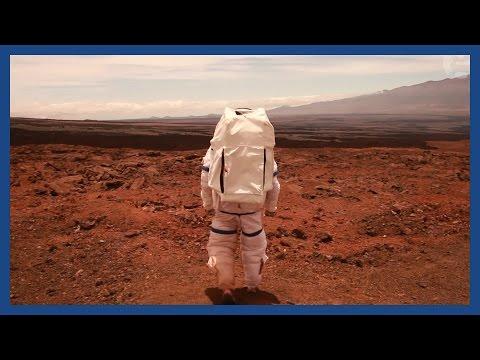 The Hawaiian dome where Nasa prepares humanity for life on Mars | Guardian Docs