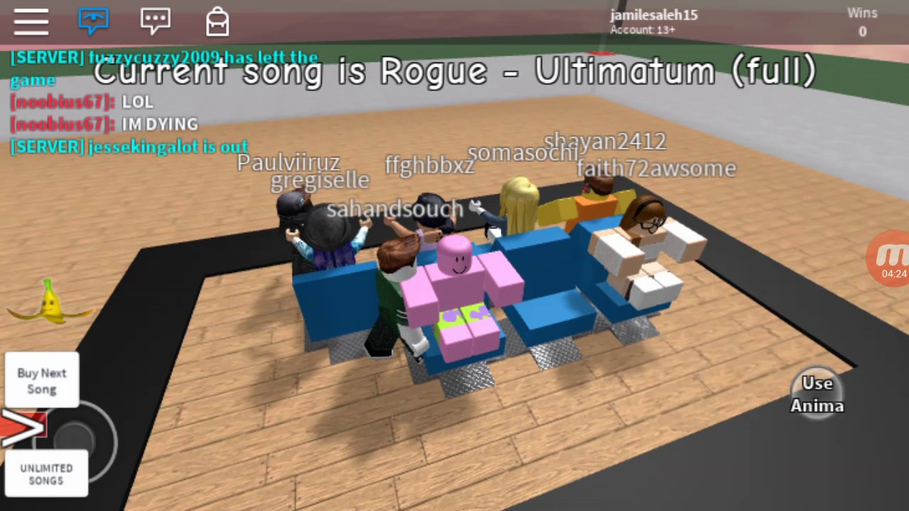 Roblox musical chairs youtube - Playing The Musical Chairs In Roblox With My Friend Shayan And My Brother Malik