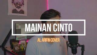 Al Arifin    Mainan Cinto - David Iztambul    Cover