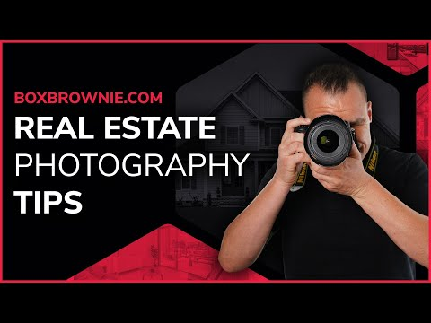 Real Estate Photography Tips!