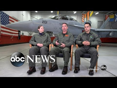 Billy and Julie - News You Need:  Inside the Navy's Flyover Farewell