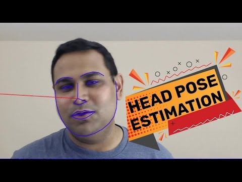 Head Pose Estimation using OpenCV and Dlib | Learn OpenCV