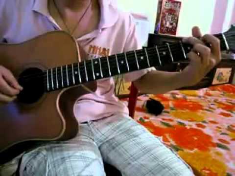 hướng dẫn đánh guitar thần thoại - endless love (đoạn đầu)