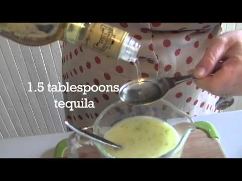 How to Make Salted Margarita Cream Pops with Karen Solomon - YouTube
