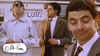 Bean's Bus Stops | Clip Compilation | Mr. Bean Official