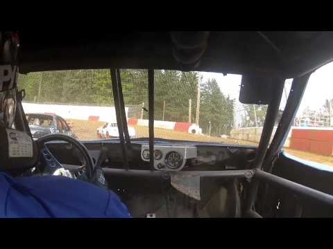 4 Cylinder racing at River City Speedway #2 5/19/12 (#26 heat race)