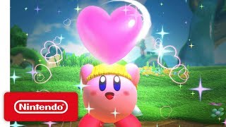 Kirby Star Allies: Accolades Trailer - Nintendo Switch